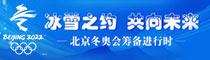 冰雪之约 共向未来 北京冬奥会筹备进行时